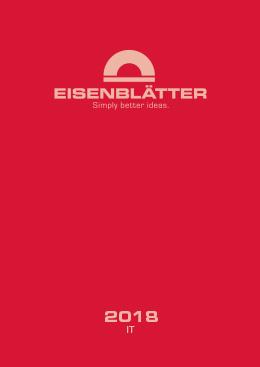 catalogo Eisenblaetter